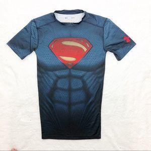 UnderArmour Superman Compression Shirt